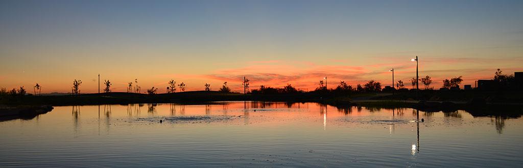Eastmark Lake